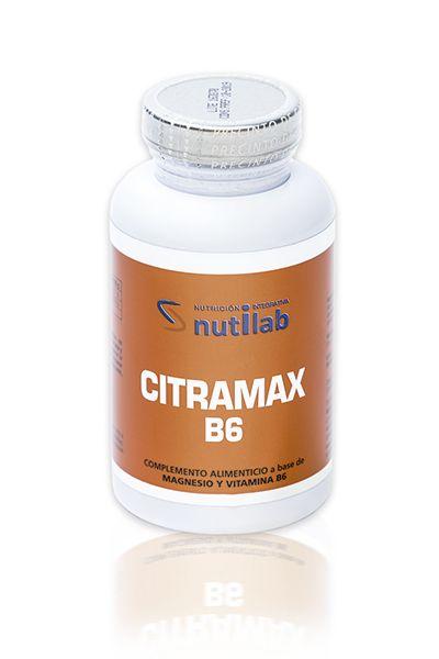 CITRAMAX B6 240 cáps NUTILAB