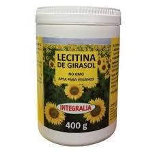 LECITINA DE GIRASOL 400G INTEGRALIA