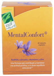 MENTALCONFORT 60 CAPSULAS 100% NATURAL