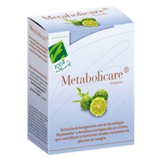 METABOLICARE 60CAP 100% NATURAL