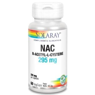 NAC 295MG 60CAP SOLARAY