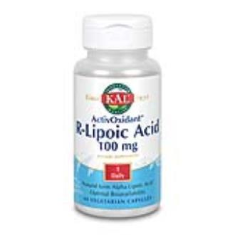 R-LIPOIC ACID ACTIVOXIDANT 60CAP KAL