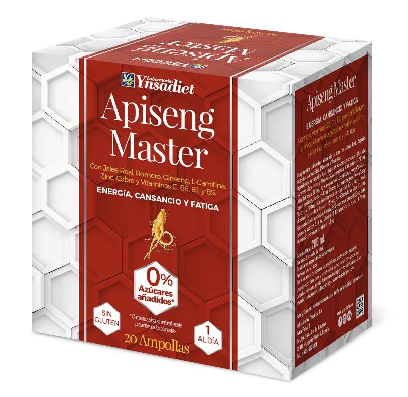 3X2 APISENG MASTER 20 VIALES YNSADIET