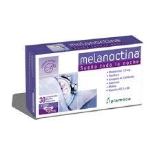 MELANOCTINA 30COMP PLAMECA