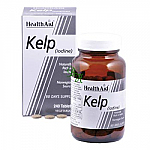 Kelp noruego 240 Comp HealthAid