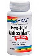 MEGA MULTI ANTIOX VERY BERRY 60CAP SOLARAY