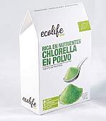 CLORELLA POLVO BIO 125GR ECOLIFE FOOD