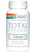 TOTAL CLEANSE LIVER 60CAP SOLARAY