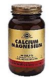 CALCIO MAGNESIO 100comp SOLGAR
