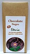 CHOCOLATE NEGRO Y STEVIA 100GR SALUZ 33