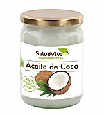 ACEITE DE COCO 500ML SALUDVIVA