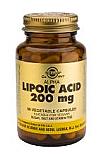 ACIDO A.LIPOICO 200mg 50 SOLGAR