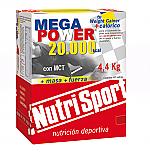 MEGAPOWER 20000 FRESA 40SOBRES NUTRISPORT