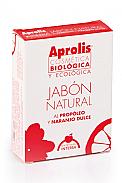 APROLIS JABON PROPOLEO NATURAL 100GR INTERSA