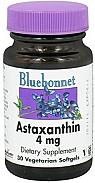 ASTAXANTINA 4MG 30CAP BLUEBONNET