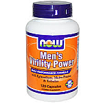 MENS VIRILITY POWER 60cap NOW