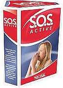 S.O.S. ACTIVE  3 Botellitas de 60 ml TONGIL
