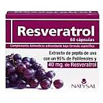 RESVERATROL 60CAP NATYSAL