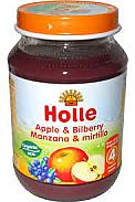 POTITOS MANZANA ARANDANO 190GR ECO HOLLE
