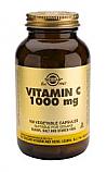 VITAMINA C 1000MG. 100CAP. SOLGAR