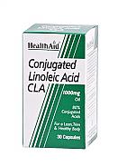 CLA Ácido linoleico conjugado 30Cáps HealthAid