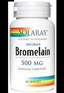 BROMELAINA  60 CAP SOLARAY
