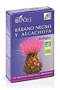 RABANO NEGRO+ALCACHOFA 20 AMP  INTERSA