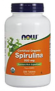 ESPIRULINA COMP 500MG HAWAI 200T NOW