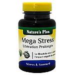 MEGA STRESS 30COMP NATURE´S PLUS