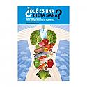 ¿Qué es una dieta Saná?  NUTERGIA
