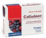 COLLADEEN MAXIMA POTENCIA 60CAP LAMBERTS