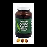 Aceite de semilla de calabaza 1.000 mg HealthAid