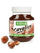 CREMA DE CHOCOLATE Y AVALLANAS CON STEVIA 360GR CAVALIER