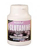 L-Glutamina 500 mg 60 Comp HealthAid