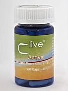 Clive  60 cap  Universo Natural