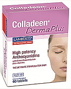 COLLADEEN DERMA PLUS 60 COMP LAMBERTS