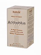 Acidophilus Mega Potency HealthAid