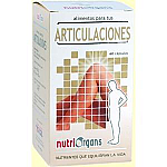 Nutriorgans Articulaciones 60cap TONGIL