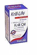 Krill-Life™ 60 Cáps HealthAid