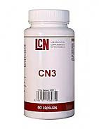 CN 3 60cap. LCN LABORATORIOS