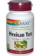 MEXICAM YAM 275 MG 60CAP SOLARAY
