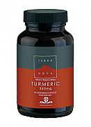 Cúrcuma 350 mg (Curcuma longa) 50 Vcáps Terranova