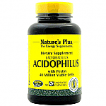 ACIDOPHILUS 40MILL 90COMP NATURE´S PLUS