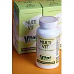 MULTIVIT 60CAP VITAL BALLANCE