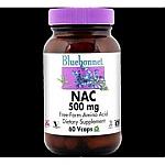 NAC 500MG 60CAP BLUEBONNET