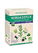 Herbadetox BIO anterior denominación Herbadraine® BIO 20Amp Institut Phytoceutic