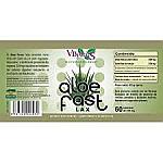 Aloe Fast 60 cápsulas Vbyotics