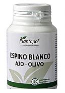 ESPINO BLANCO AJO Y OLIVO 100COMP PLANTAPOL