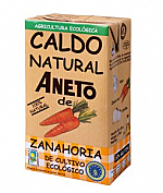 CALDO ZANAHORIA 1L. ECO ANETO