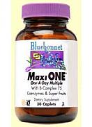 MAXI ONE CON HIERRO 30COMP BLUEBONNET